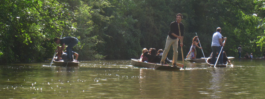 punting-in-oxford